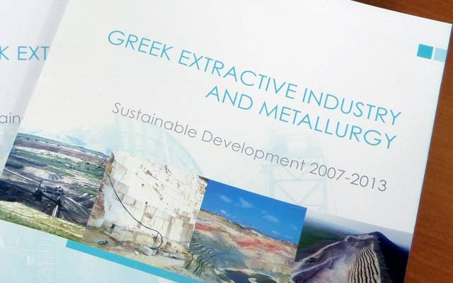 Greek Extractive Industry